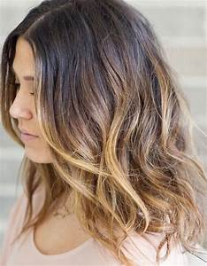 Ombré Hair Chatain : ombr hair 2018 ombr hair les plus beaux d grad s de ~ Dallasstarsshop.com Idées de Décoration