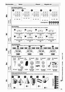 Downloadzeit Berechnen Mb S : kohl verlag wochenplan mathe klasse 3 ~ Themetempest.com Abrechnung