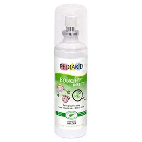 si鑒e auto bouclier spray anti tantari si capuse bouclier insect 100 ml pediakid 3700225602030 medicamente recomandate pentru protectie anti insecte