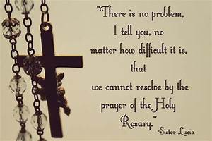 Wednesday's... Rosary Quotes