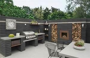 epingle par stephanie coutarel sur cuisine exterieur With faire un plan de maison 9 architecture exterieure professionnels portfolio