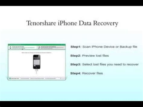 iphone stuck in recovery mode how to recover data on