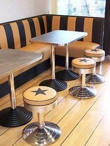 Us Diner Möbel : diner m bel im american diner style dinerb nke tische oder theken retro diner kitchen ~ Markanthonyermac.com Haus und Dekorationen