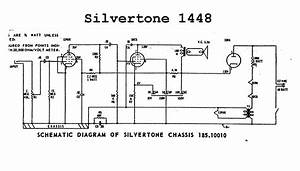 Silvertone 1448 Sch Service Manual Download  Schematics