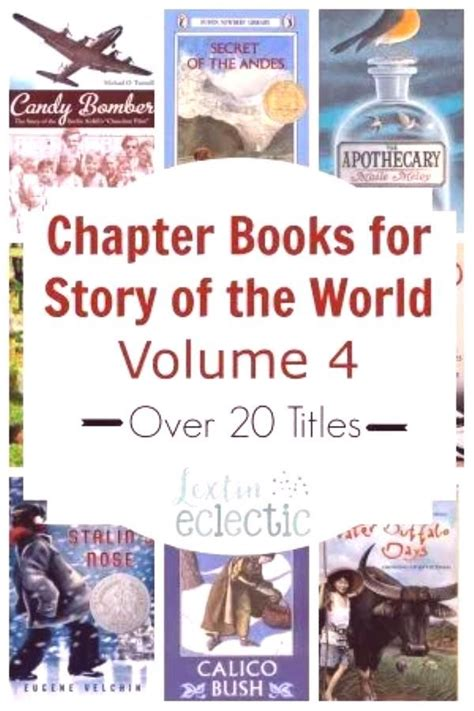 Book List Story of the World Volume 4 Chapter Books Lextin