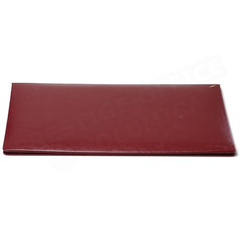 parure de bureau cuir parure de bureau cuir bordeaux n 10 collection
