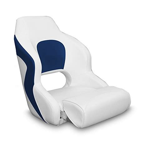 Captain Boat Seats by Leader Accessories Two Tone Captain S Seat Boat