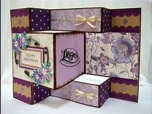 17 Best images about Tri fold shutter cards on Pinterest