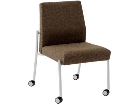 mystic stacking guest chair with casters mys 1802c
