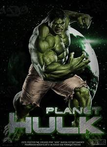 #Hulk #Fan #Art. (Hulk Avengers Movie Poster) By: Ten410 ...