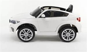 Voiture Bmw Enfant : voiture lectrique enfant bmw x6 12v blanc kid 39 zzz n 39 quad 39 zzz ~ Medecine-chirurgie-esthetiques.com Avis de Voitures