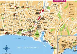 Bibliotheque De Nice : plan de nice ville qui a 345 892 habitants ~ Premium-room.com Idées de Décoration