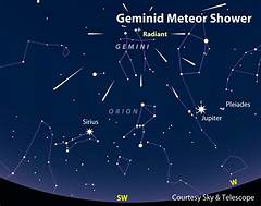 2018 Geminid Meteor Shower This Week May Be the Year's Best…