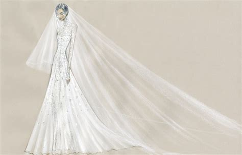Priyanka Chopra Wedding Dress : See Priyanka Chopra's Wedding Dress