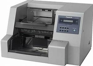 panasonic kv s3105c high speed color duplex document With high speed scanner automatic document feeder