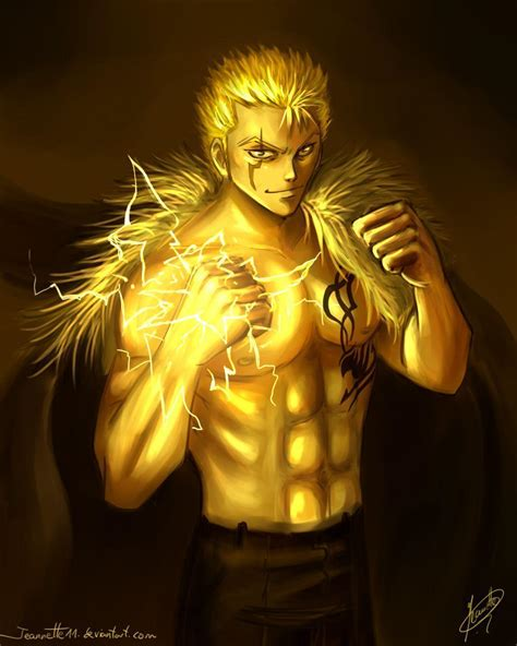 laxus dreyar wallpapers wallpaper cave