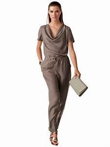 Combinaison Pantalon Femme Habillée : tenues pour mariage femme ~ Carolinahurricanesstore.com Idées de Décoration