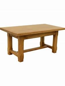 Table Chene Massif Rustique : table basse rustique ch ne massif ~ Teatrodelosmanantiales.com Idées de Décoration