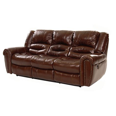 el dorado furniture leather sofas dellis recliner leather sofa el dorado furniture