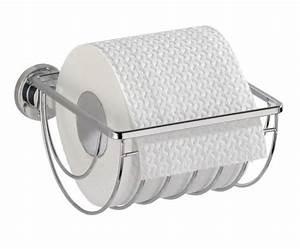 Wandbefestigung Ohne Bohren : bovino wc rollenhalter aus edelstahl wc rollenhalter toilettenpapier halterung und toiletten ~ Watch28wear.com Haus und Dekorationen