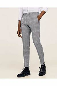 acheter pantalons jeans homme zara en ligne fashiola With pantalon carreaux homme