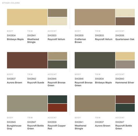 help with exterior trim color for our brown house home