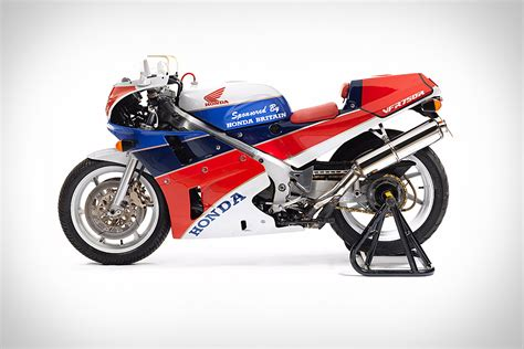 1991 Honda Vfr750r Type Rc30 Motorcycle....