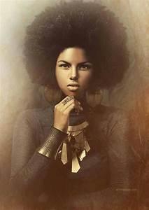 Beauty. Natural hair. Art.   Natural Hair Art   Pinterest