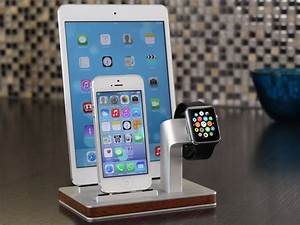 Ipad Iphone Ladestation : premium one apple watch and iphone dock video ~ Markanthonyermac.com Haus und Dekorationen