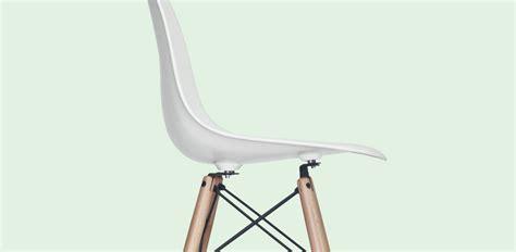 le monde de la chaise pourquoi tout le monde aime la chaise dsw de eames