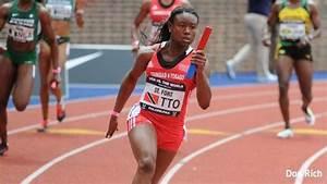 Khalifa St. Fort Wins U20 100m At FLOW CARIFTA Games