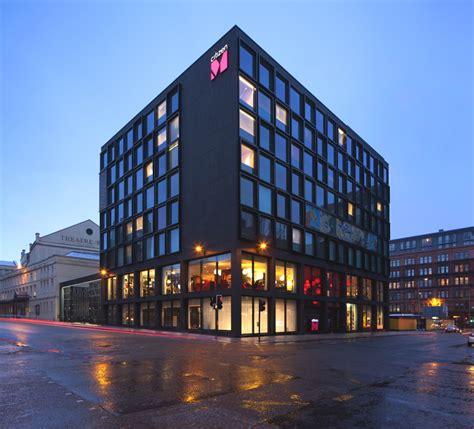 Contemporary Hotel Societym, Glasgow « Adelto Adelto