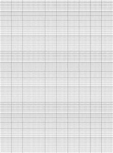 1 4 Scale Graph Paper Semi Log Numbered Graph Paper Template Free Download