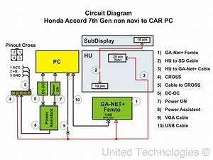2004 Honda Accord Alternator Wiring Diagram