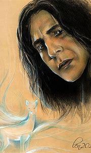 Severus Snape Fan Art: Severus | Snape and lily, Severus ...