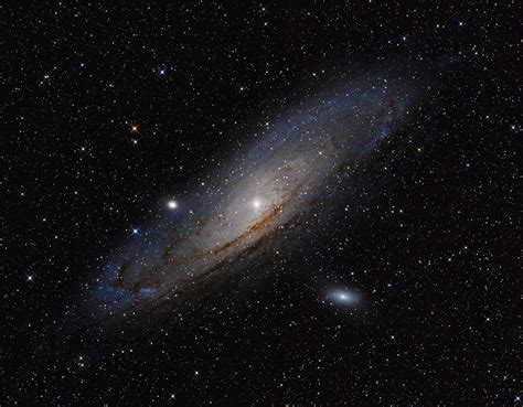 M31 The Andromeda Galaxy Astrodoc Astrophotography By