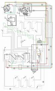 Harley Davidson Golf Cart Wiring Diagrams 1979 U20131982 De De4