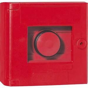 Bouton Arret D Urgence : bouton poussoir rappel arr t d 39 urgence en bo tier ~ Nature-et-papiers.com Idées de Décoration