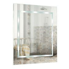 Battery Operated Bathroom Mirrors by Illuminated Bathroom Mirrors Led Bathroom Mirrors Ebay