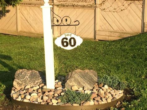 house number sign for l post 17 best images about driveway ideas on pinterest gardens