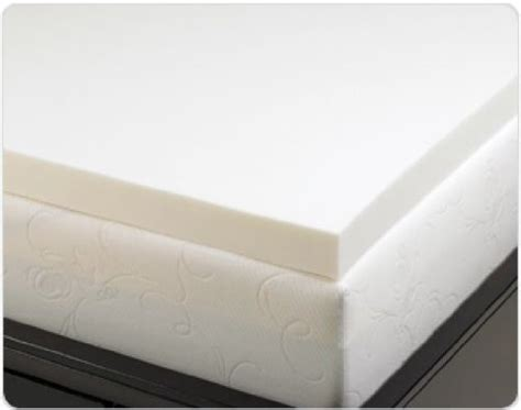 4 memory foam mattress topper 3 inch mattress topper an layer of comfort