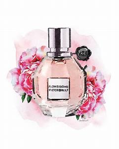 parfum de fleur bombe aquarelle aquarelle pivoine rose With affiche chambre bébé avec parfum fleur de frangipanier
