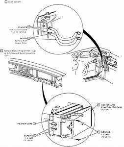 1997 Buick Lesabre Climate Control