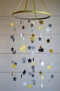 Star Baby Mobile Crib