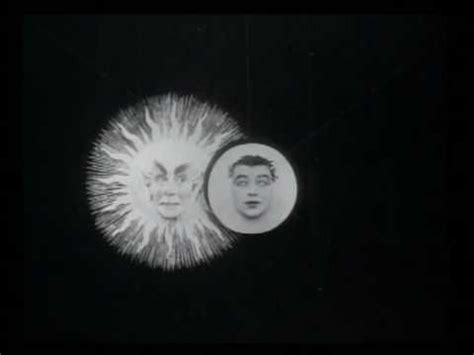 georges melies the eclipse clip from quot the eclipse quot by melies 1907 youtube