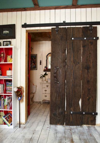 sliding closet barn doors reclaimed wood bhg style spotters