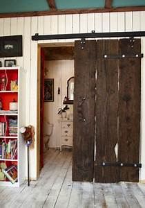 reclaimed wood bhg style spotters With barnwood door ideas