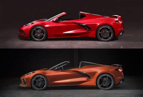 The meaner models would probably compete against a higher rung of supercars like the ferrari f8 tributo or mclaren 720s. El nuevo Chevrolet Corvette Stingray Convertible 2020 ya es oficial - Motor.es