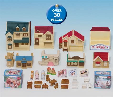 buy sylvanian toy shop  sylvanian families