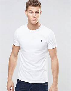 Polo Ralph Lauren | Polo Ralph Lauren T-shirt With Crew ...